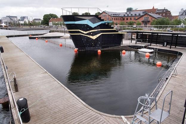 Der er sæsonpremiere i Aalborg Havnebad lørdag den 16. juni klokken 10.00, og alt det sikkerhedsmæssige skal være på plads inden da.