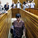 Byretten afgør Britta Nielsens skæbne på otte retsdage