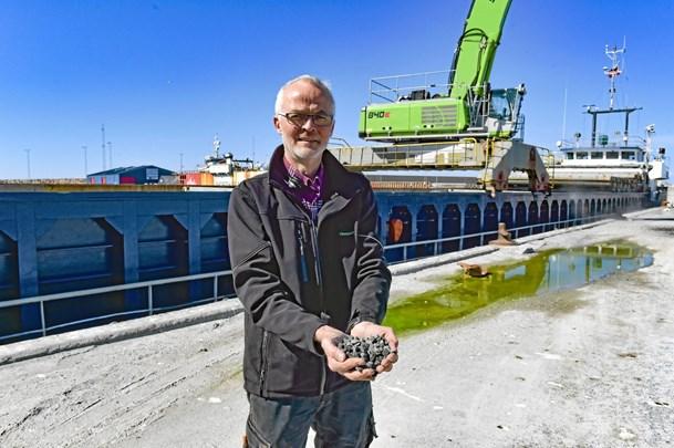 2350 ton granit skal til Gærup