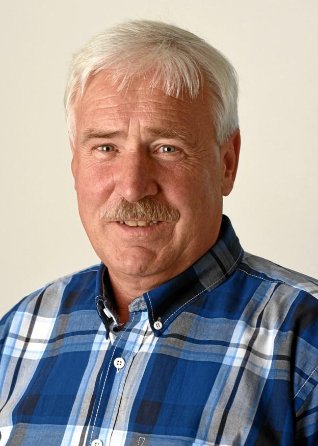 Vagner Bisgaard Jensen, Hobro - fejrer 25 års jubilæum hos Frode Laursen. Privatfoto