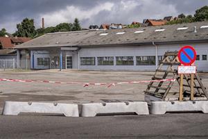 Rema 1000 var tæt på at købe landbocentret i Hobro -  nu er handlen gået i vasken