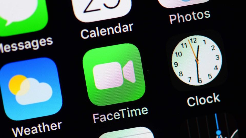Apple har meddelt, at der kommer en opdatering i løbet af ugen, der lukker sikkerhedshullet. Arkivfoto: Odd Andersen/Ritzau Scanpix
