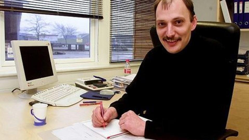 På knap 10 år har Carsten Sandbæk Kristensen skabt en betydelig metalvirksomhed med afdelinger i både Danmark og Letland. Arkivfoto