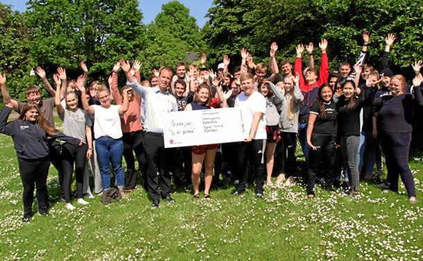 Dronninglund Efterskole vinder konkurrence