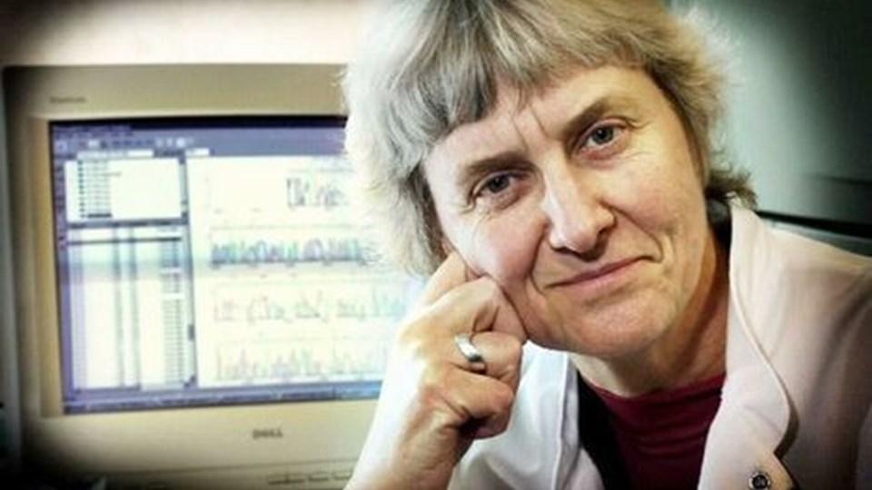 Professor Karen G. Welinder - har modtaget ingeniørforeningens Agnes & Betzy-pris.