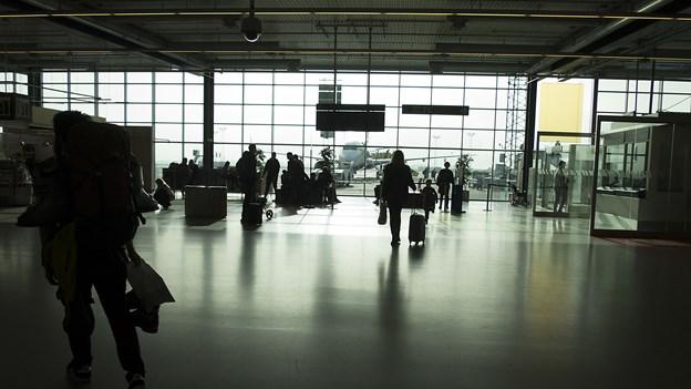 Mand er fængslet for sexoverfald i lufthavn