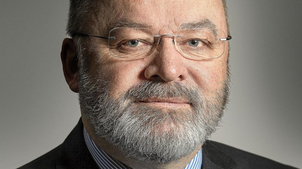 Per Lyngby fratræder sin stilling som ansvarshavende chefredaktør hos NORDJYSKE Medier. Arkivfoto: Lars Pauli
