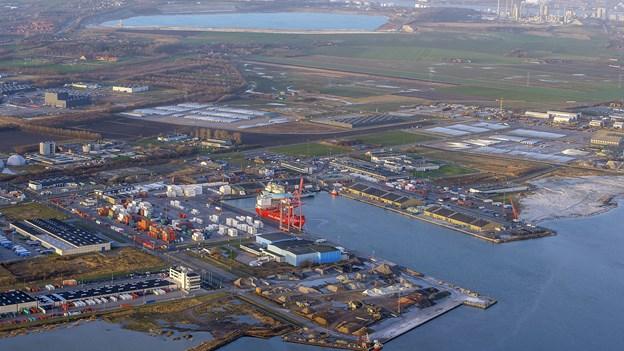 Havnen og universitet udvikler grønne forretningsmodeller: Sådan finder vi penge i skidtet