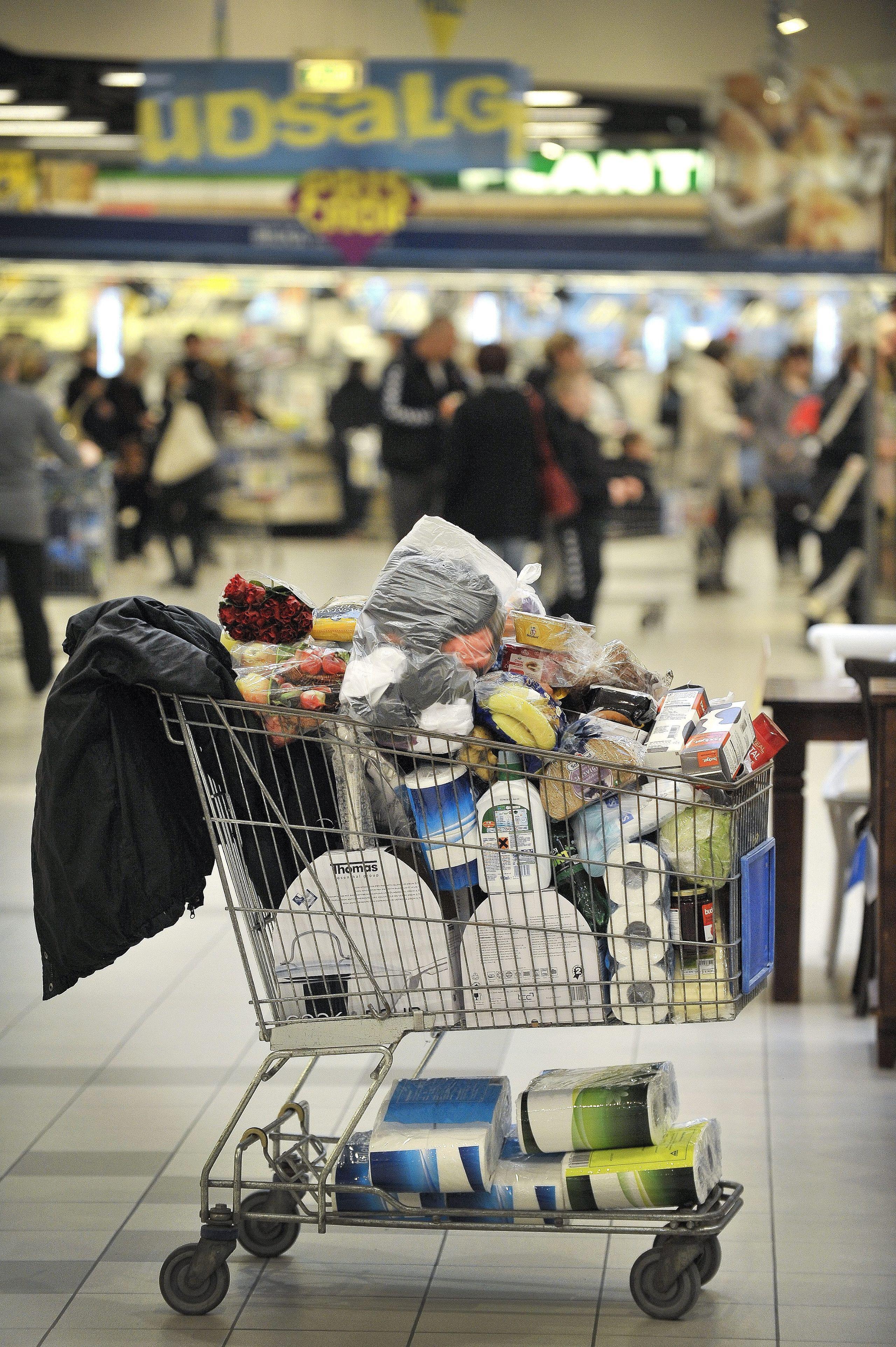 Så meget mere koster det at købe dagligvarer på nettet i Nordjylland