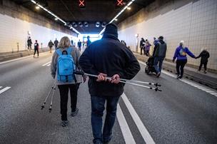 Minister ånder lettet op: Tunnel kan klare sig mange år endnu