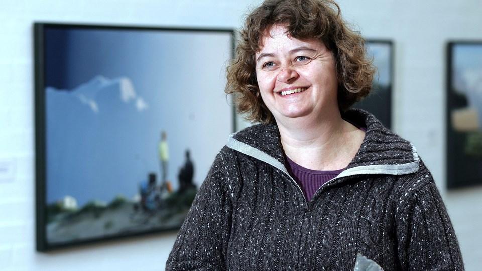 Kunsthistoriker Anne Lie Stokbro indleder efterårets program med et foredrag om samtidskunst 20. september på Støvring Gymnasium. Arkivfoto