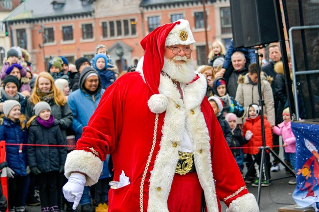 Se billederne: Så er julen kommet til Aalborg
