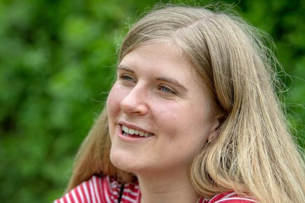 Syv døgn med Mathilde: Hektisk uge med studentereksamen og klimastrejke