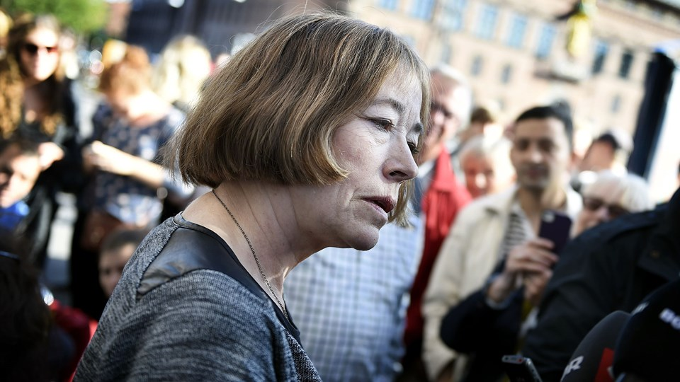 Advokat Sysette Vinding Kruse kritiserer Rigsadvokaten for langsommelig sagsbehandling i en sag om erstatning for netop langsommelig sagsbehandling. (Arkivfoto)