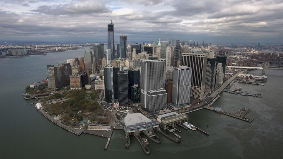 34 newyorkere mistede livet i superstorm. Foto: Scanpix