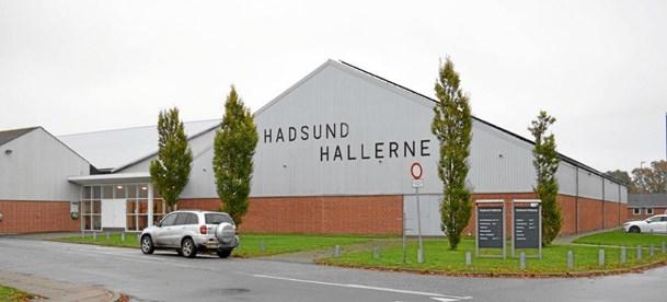 Atter messe i Hadsund Hallerne