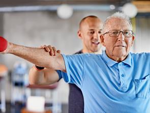 Gerne ældre - men aktive