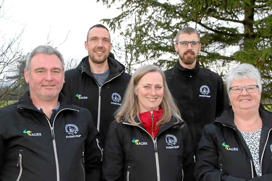 Nye ansigter i DcH Svenstrups bestyrelse