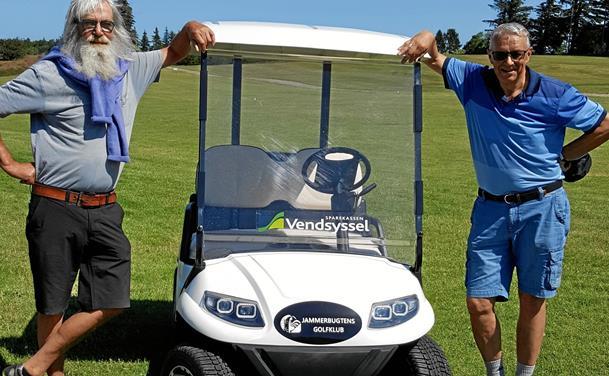 Golfklub opruster - og tilbyder gratis spil