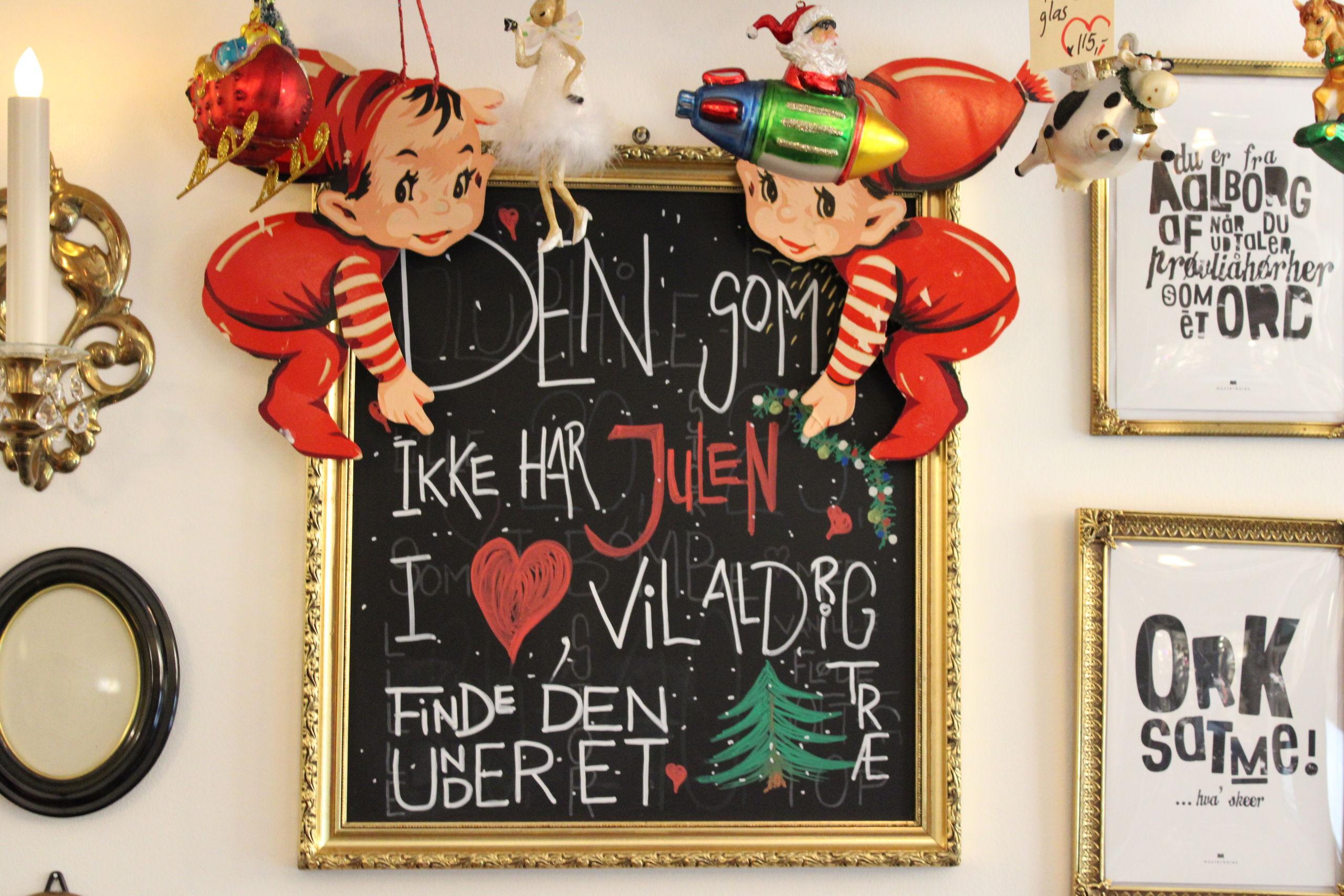 Der er mange steder i Aalborg, der byder på drikkevarer at varme sig på i juletiden. Foto: Pauline Vink