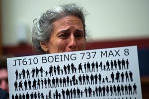 Familier til ofre for Boeing-styrt får millionerstatning