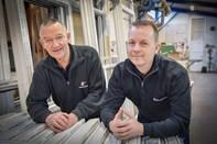 Tømrerfirma på nye hænder