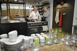 Gastronomisk grej i ny butik i Skagen