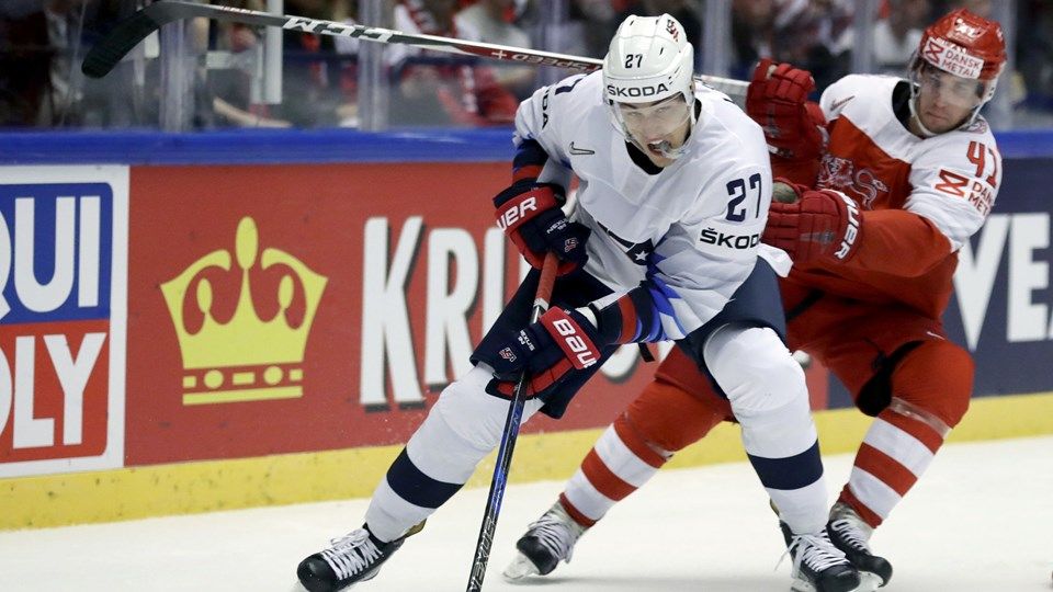 Jesper Jensen Aabo håber på yderligere forstærkning fra Nordamerika. Foto: Reuters/David W Cerny