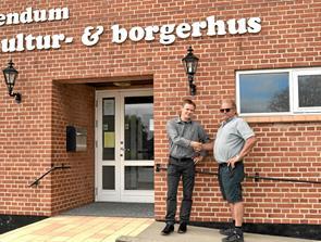 Ny vært i Lendum Kultur- og Borgerhus