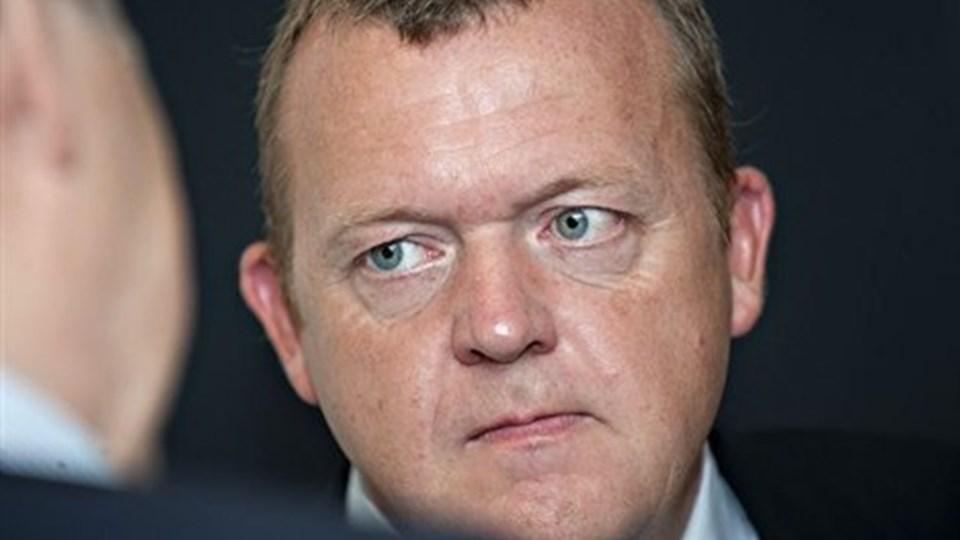 USA´s ambassade mente, at Løkke ville holde lav international profil efter sin ledelse af klimatopmødet. Foto: Torben Hansen