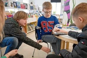 Fjerritslevs elever forsker i lyd