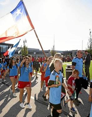 Festlig åbning af årets Cup No.1