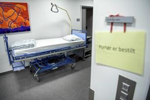 Influenza presser nordjyske sygehuse: Patienterne må ligge på gangene