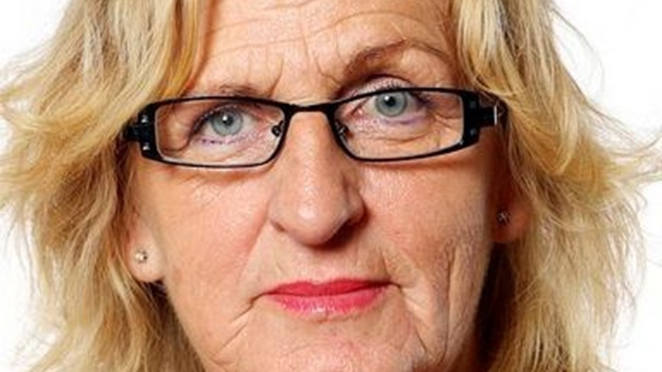 Irene Hjortshøj - formand for Socialdemokraterne i Skagen.