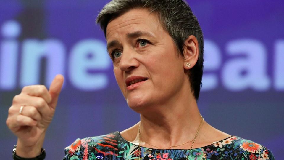 Den danske EU-kommissær, Margrethe Vestager, er i spil til en af de store EU-poster, heriblandt posten som formand for EU-Kommissionen.