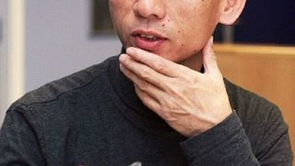 Kelun Wang - holder åbent hus i dag, lørdag. arkivfoto: søren schnoor