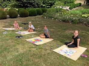 Sommerkunst- skole på Bratskov