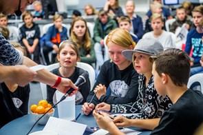 Jagten på Danmarks klogeste klasse