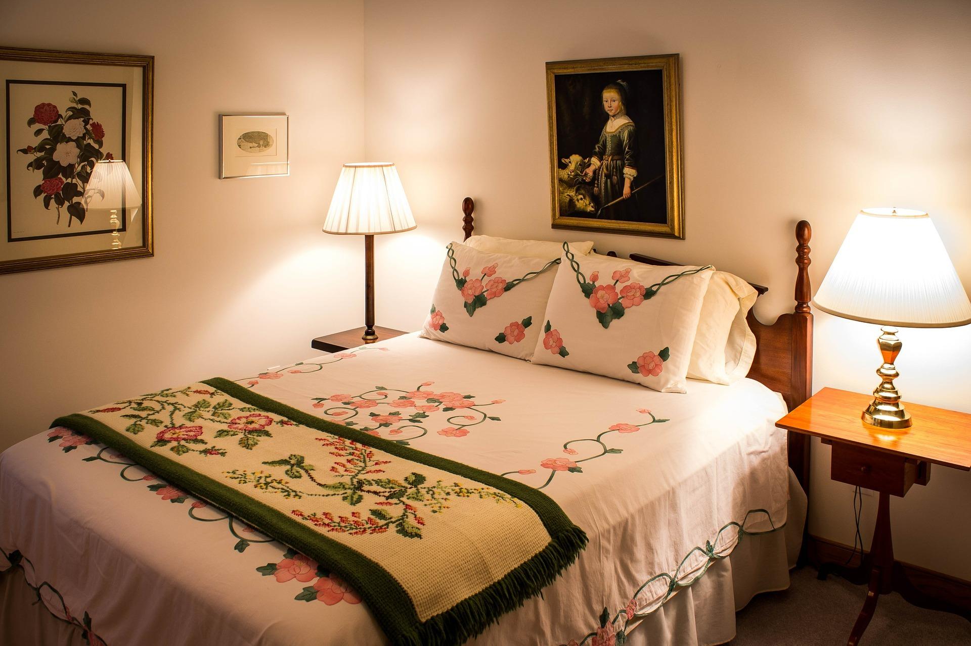 3 tips til et hyggeligt og indbydende gæsteværelse