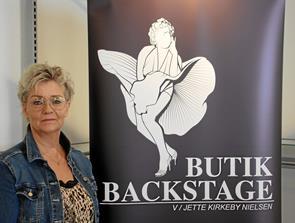 Backstage flytter til Hurup