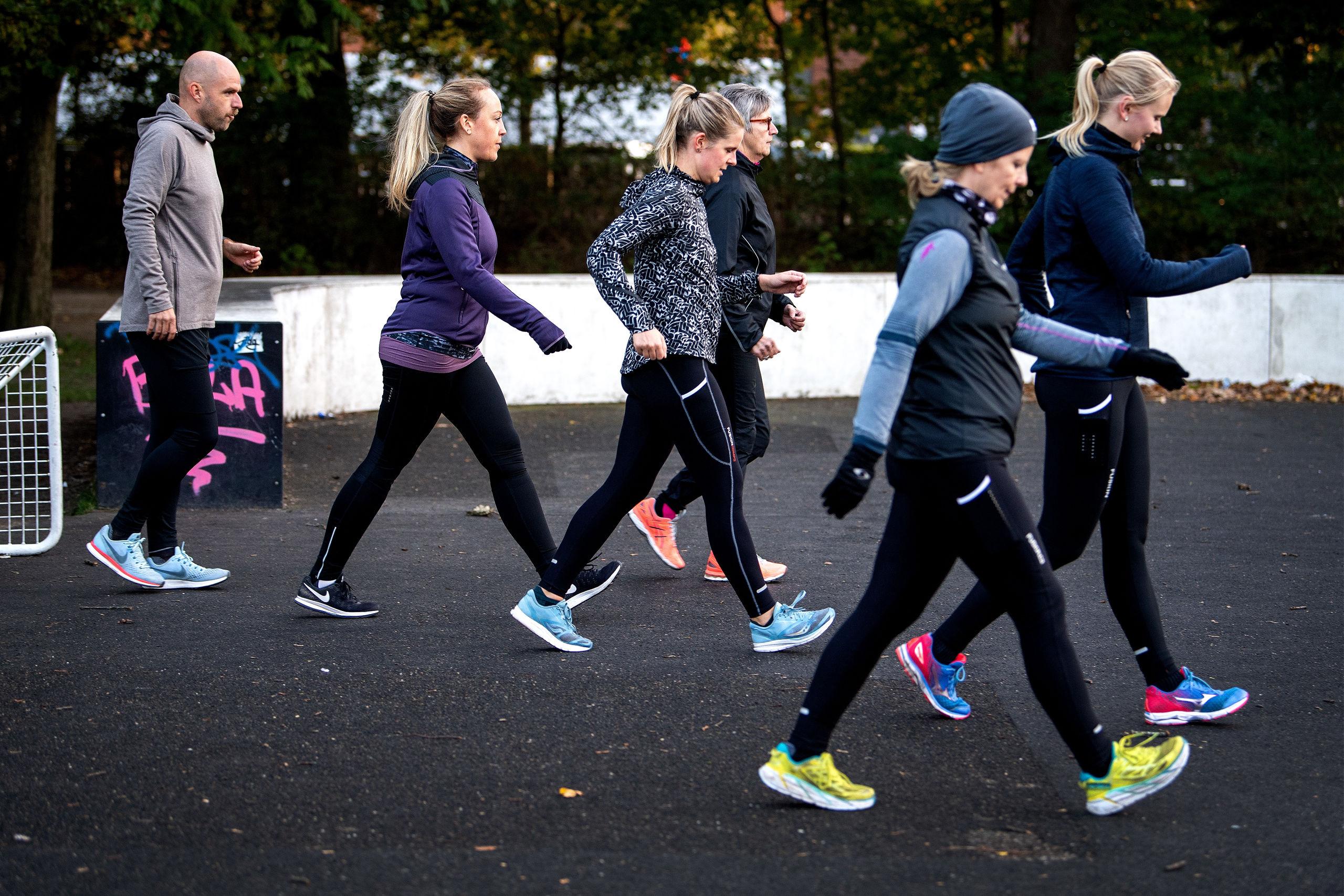 Vil du i gang med at løbe? Klub laver gratis træning for alle