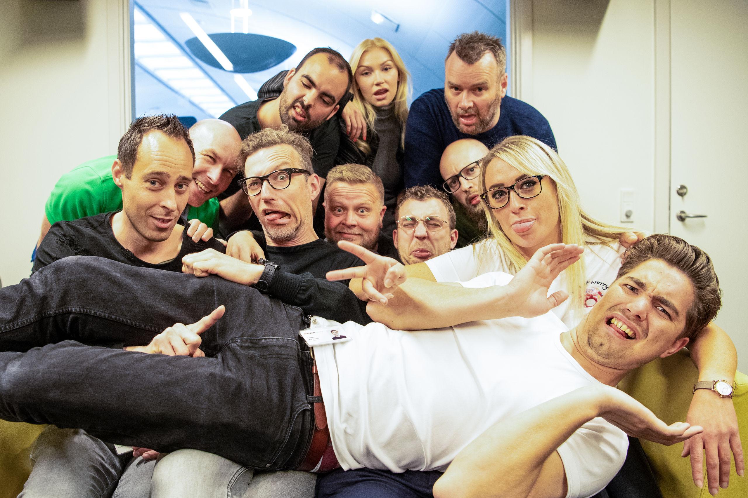 Legendarisk satire vender tilbage: Du får snart mere Farlig Fredag