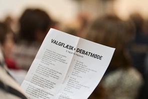 Værsgo': 160 kg valgflæsk og debat