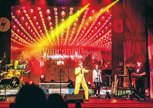 25. marts kan man genopleve David Bowies store hits i AKKC. pr-foto