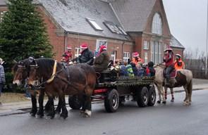 Julen kom til Nors