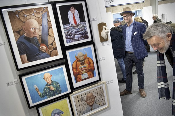 Nørhalne Viser Kunst for 20. gang