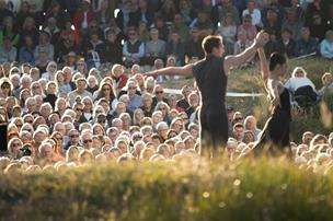 Ballet i verdensklasse: Internationale stjerner indtog Skagen