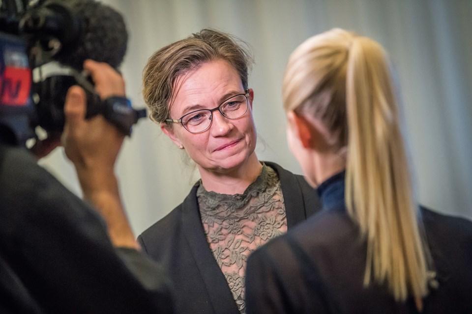 Lise Stenbro, Jesper Schouenborg og Claus T. Kræmmergård