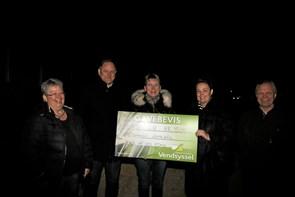 Jens Heides Fond støtter lokale formål