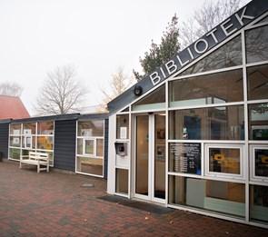 Nødbibliotek åbner i Dronninglund